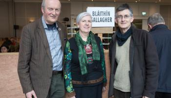Climate change didn't feature on the doorsteps of Leitrim - Bláithín Gallagher