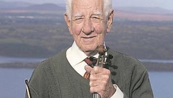 Tributes paid following passing of Leitrim Irish music legend, Ben Lennon