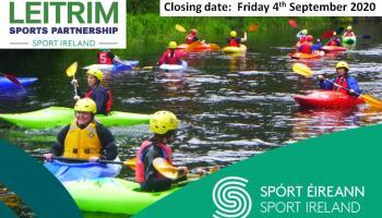 Leitrim Sports Partnership COVID-19 Club Small Grant scheme