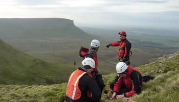Two rescued by Sligo Leitrim Mountain Rescue