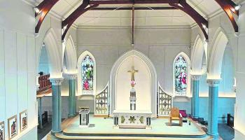 Red-letter day for parishioners with renovation and re-dedication of St Patrick's Church, Drumshanbo