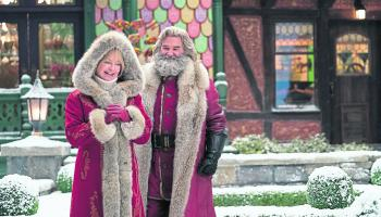 Santa shares his list of must-watch Christmas titles on Netflix