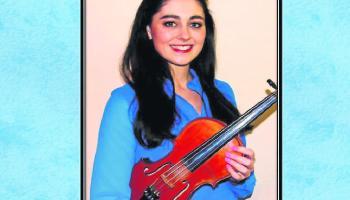Leitrim musician releases new traditional fiddle album 'Utopia'