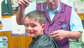 Two for today: Time to get the chop at The Barber Shop, Carrick-on-Shannon