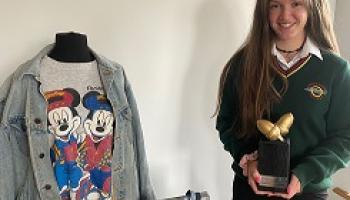 National award for Leitrim students at Enterprise finals