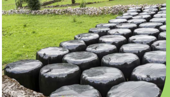 Farm plastics collection at Manorhamilton Mart this week