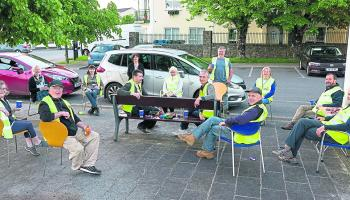 Carrick-on-Shannon Tidy Towns' good work continues