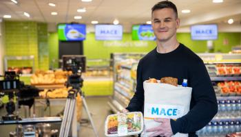 Win a training session with Irish rugby legend Johnny Sexton thanks to MACE