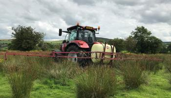 Pesticides again detected in South Leitrim drinking water supply