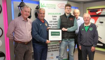 Sligo Leitrim District Soccer League launch Super draw