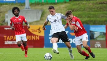 Sligo Rovers suffer narrow defeat in Iceland