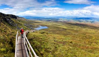 Dive into a giant adventure in the Fermanagh Lakelands