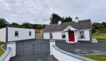 Property watch: Three bed bungalow new to the market close to Ballinamore