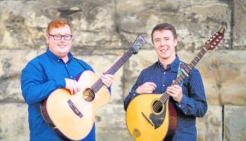 Fabulous music line up for Back at the Dock in Leitrim this weekend