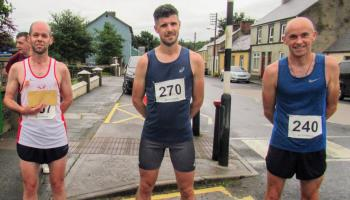 Records fall as Ballinamore AC Festival Road Races defy weather