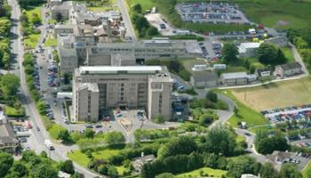 BREAKING NEWS: Visiting Restrictions in place at Sligo University Hospital for the next week