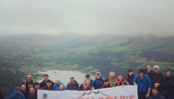 Muddy Souls: Leitrim man raises money for charities through hiking