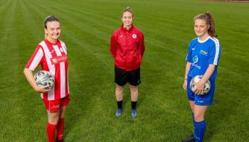 Sligo Rovers and IT Sligo announce new plans to form first senior women's soccer team