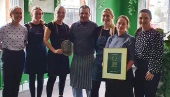 Carrick-on-Shannon restaurant wins Taste of the Waterways Award