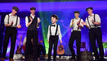 Open Stage in Drumshanbo for young artists