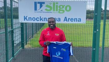 Ndo takes charge of IT Sligo soccer team