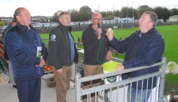 Ballinamore overpower Glencar Manor as Leitrim Gaels reach first ever Senior Semi-Final