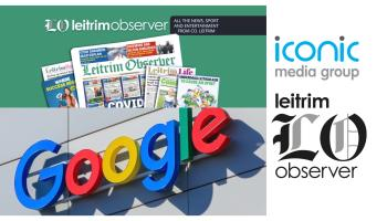 Leitrim Observer part of major rollout of Google News Showcase in Ireland