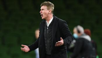 New striker called up as Stephen Kenny names 26 man squad