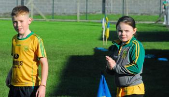 Ballinamore Sean O'Heslins set up double final weekend as Ladies team beat St Francis in hard fought semi-final - GALLERY