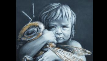 The Last Beekeeper - new book for children - set  to create  quite a buzz!