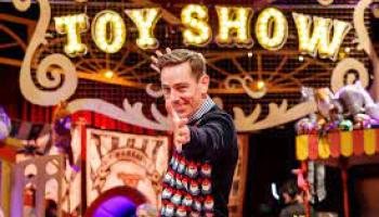Apply to get on this year's Late Late Toy Show!