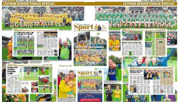 RELIVE AN EPIC WEEKEND FOR LEITRIM GAELIC GAMES WITH THE LEITRIM OBSERVER