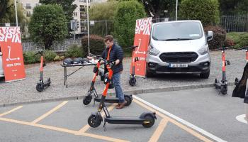 Irish government legalises use of e-scooters on public roads