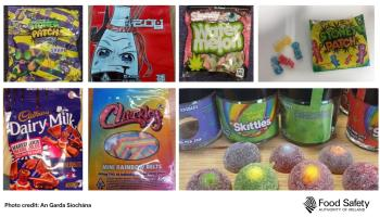 FSAI calls for vigilance in Leitrim to dangers of jelly sweets containing Cannabis in run up to Halloween