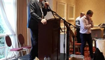 VIDEO: Paddy O'Rourke has thanked supporters following election success