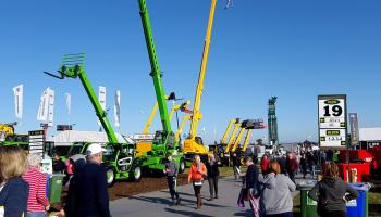 WATCH| Gloriously sunny day as crowds descend upon Carlow for the Ploughing