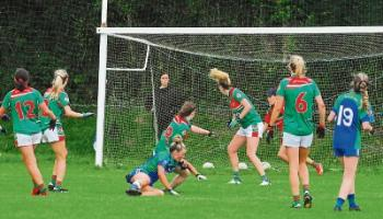 St Joseph's right back into contention after turning on style against Kiltubrid