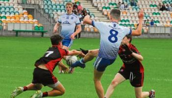 St Mary's edge past Fenagh in crazy finish