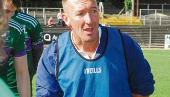 Leitrim Gaels have more left in the tank believes manager Paul Prior