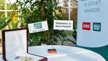 Time running out to get your nomination in for 2021 EBS Volunteers in Sport Awards