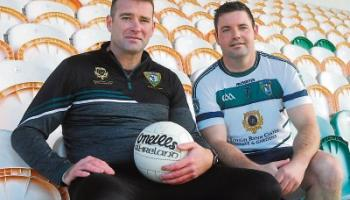 Liam Keenan delighted fire still burns strong in Mohill ranks