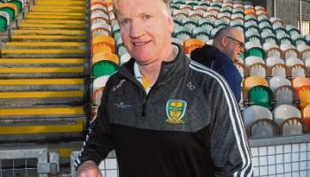 Corrigan wants Ballinamore to add to club's rich history
