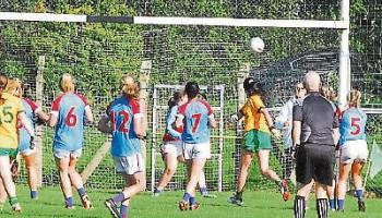 Ballinamore wear down battling St Francis