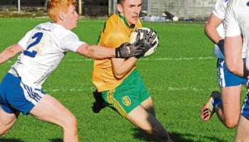Tom Prior wants Ballinamore to click on Sunday