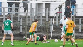 Ballinamore Sean O'Heslins come of age with epic 21st triumph