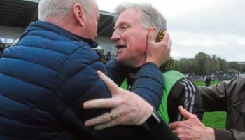 Dominic is no outsider as Ballinamore deliver long awaited title in style