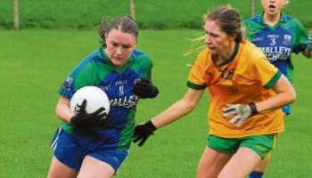 We don't make it easy for ourselves says Player of the Match Carmel McGovern