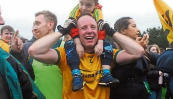 This was for everyone in Ballinamore says long serving Liam Ferguson