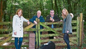 'Music is the Answer' in Drumshanbo