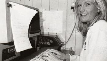Profound sadness at the passing of Albertine Lowe